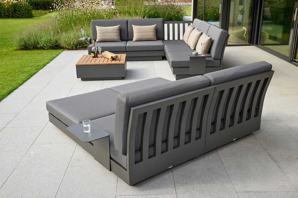 The new face of comfort in the garden from Garden Life