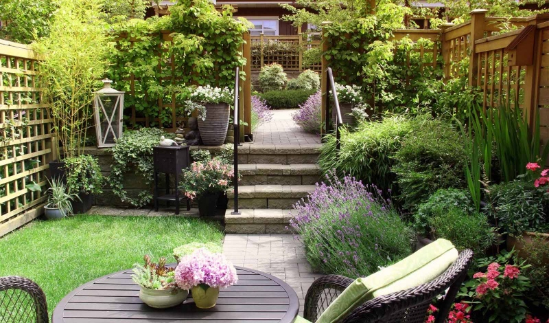 Garden design - Creating the perfect garden in 6 steps!