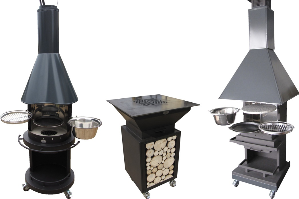 Outdoor cooking elevated with BLs Garden Oven, brought to you by Szer-Tűz
